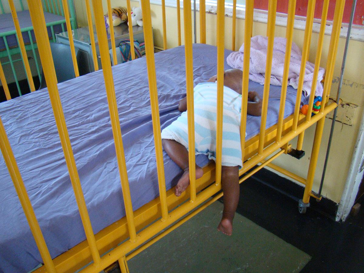 Inkaapstad blog townships for Baby op zij slapen kussen